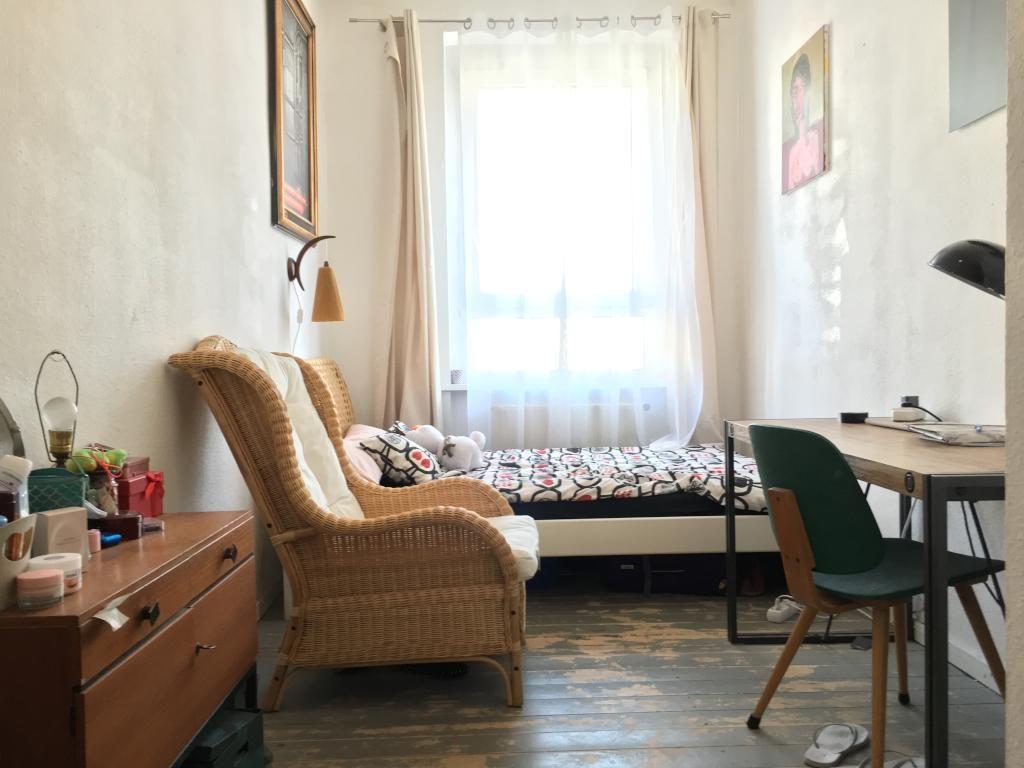 Klein aber süß eingerichtetes WG-Zimmer. #WG #Zimmer #Einrichtung ...