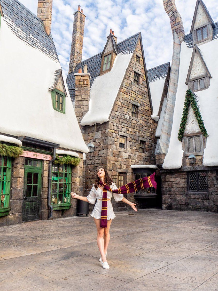 Jordan Hellomissjordan Harry Potter Universal Studios Harry Potter Universal Magical World Of Harry Potter