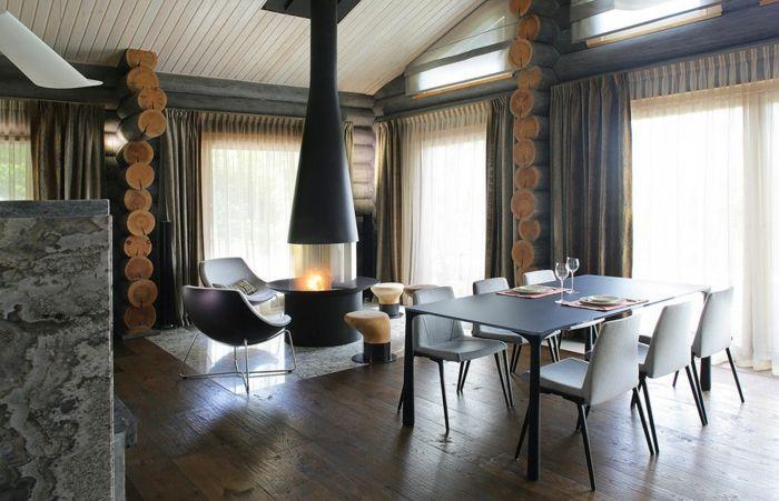 Wohnideen Holzhaus traumhaus kleines holzhaus hausideen wohnideen wohnen