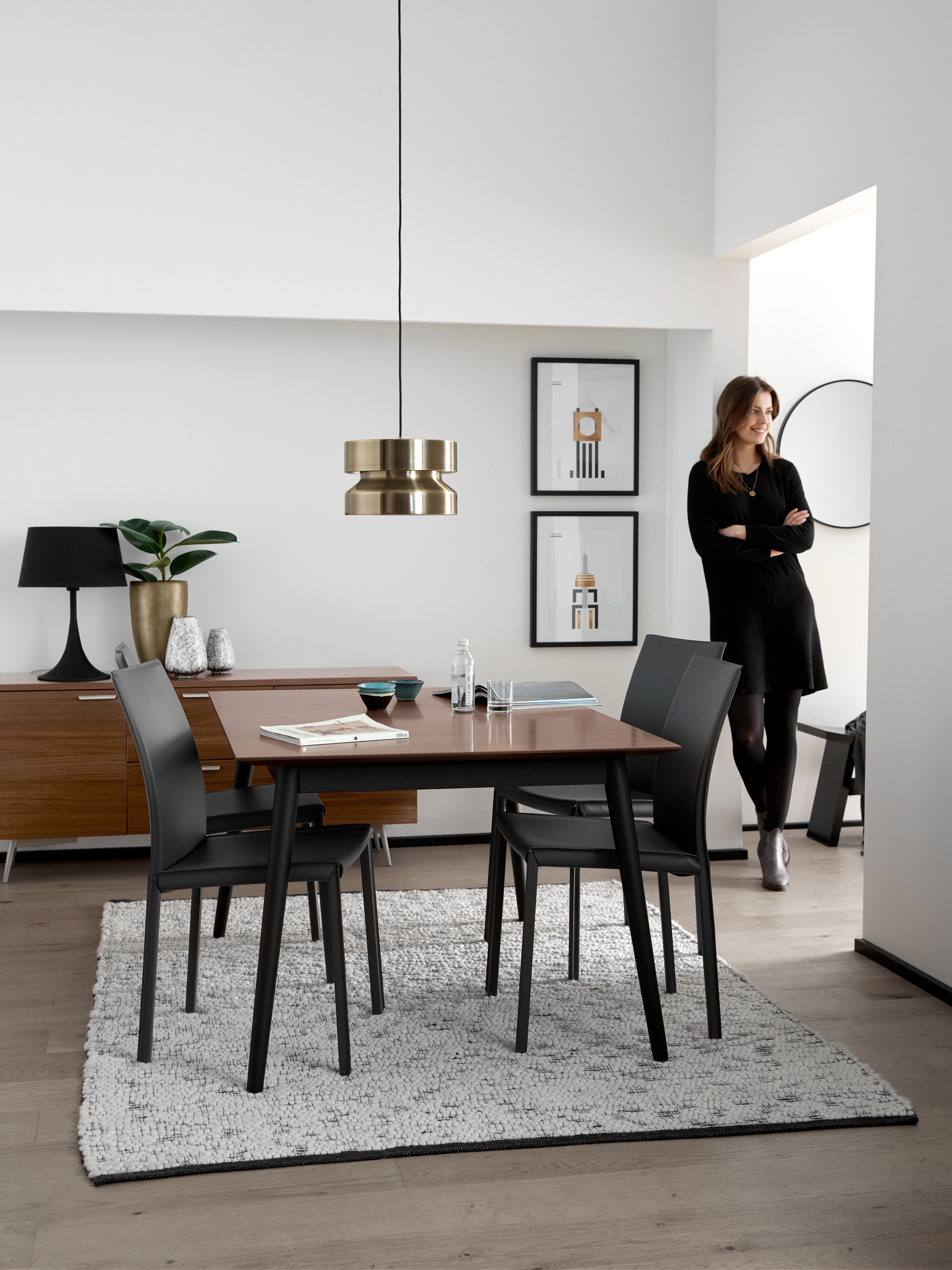Pin By Boconcept Los Angeles On My Boconcept House Furniture Design Scandinavian Dining Table Interior