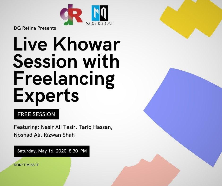 Banner for Khowar Live Stream