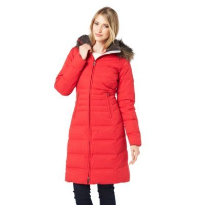 768c0b6fc Columbia® 'Varaluck III' Long Down-Blend Winter Jacket - Sears ...