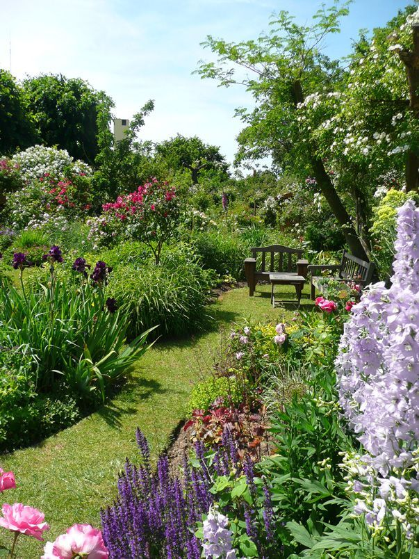 Garten Inspiration Fruhling Sommer Gartenarbeit Pflanzen Grun Na Garten Inspiration Gorgeous Gardens Garden Inspiration Amazing Gardens