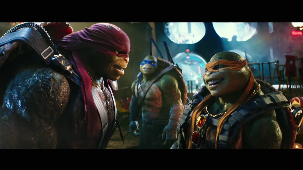 Tmnt 2016 Raph Mikey And Leo