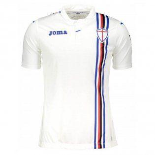b76d86dff45 2018-2019 Sampdoria Joma Away Football Shirt (Kids)