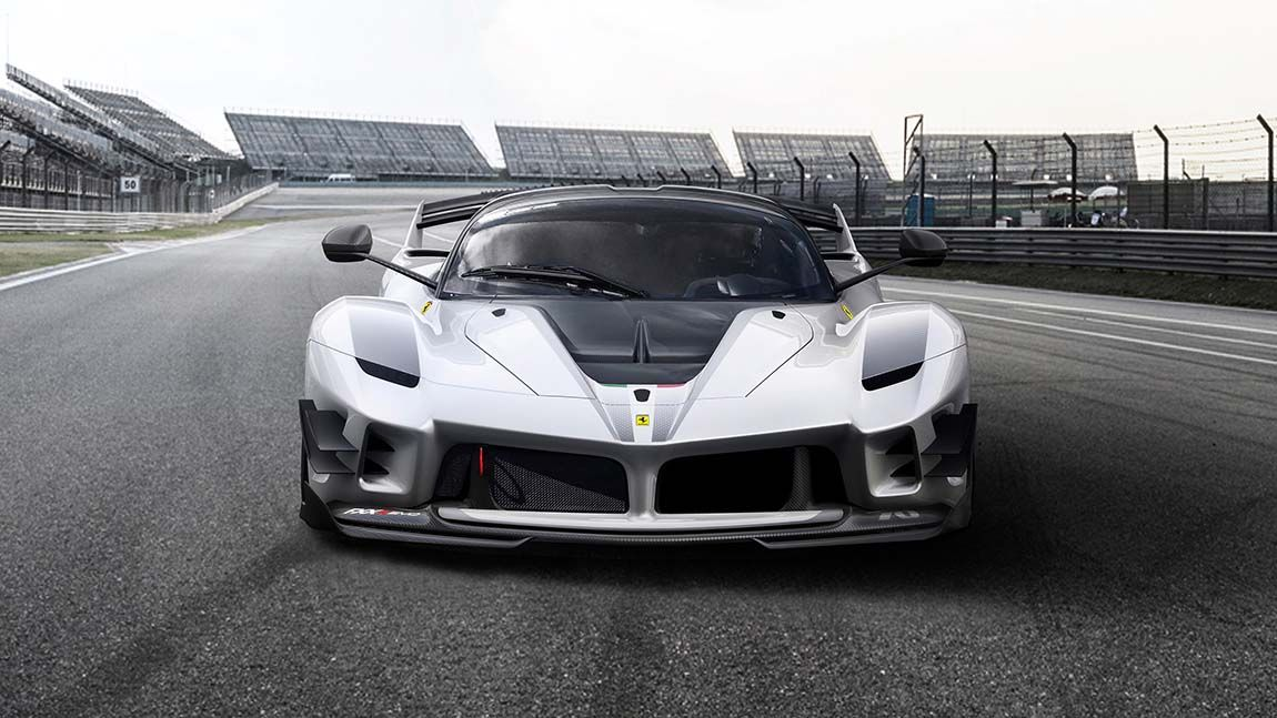 Ferrari FXX-K Evo