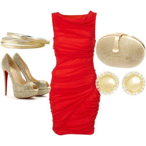 Pin By Melissa Rhodes On My Style Red Dress Red Dress Casual Red Dress Outfit Casual