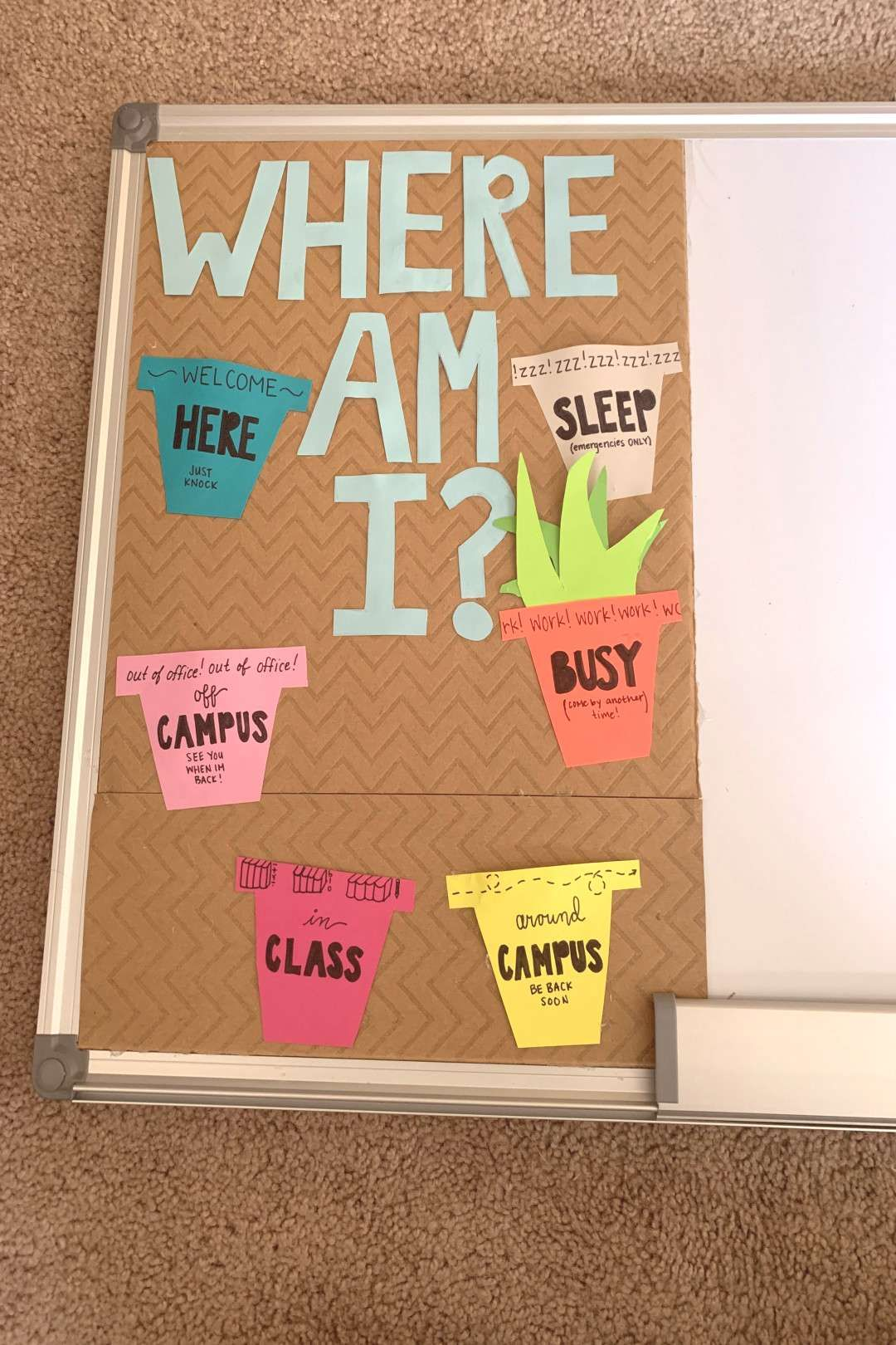Pin by Gabriela on RA in 2020 Door decorations college