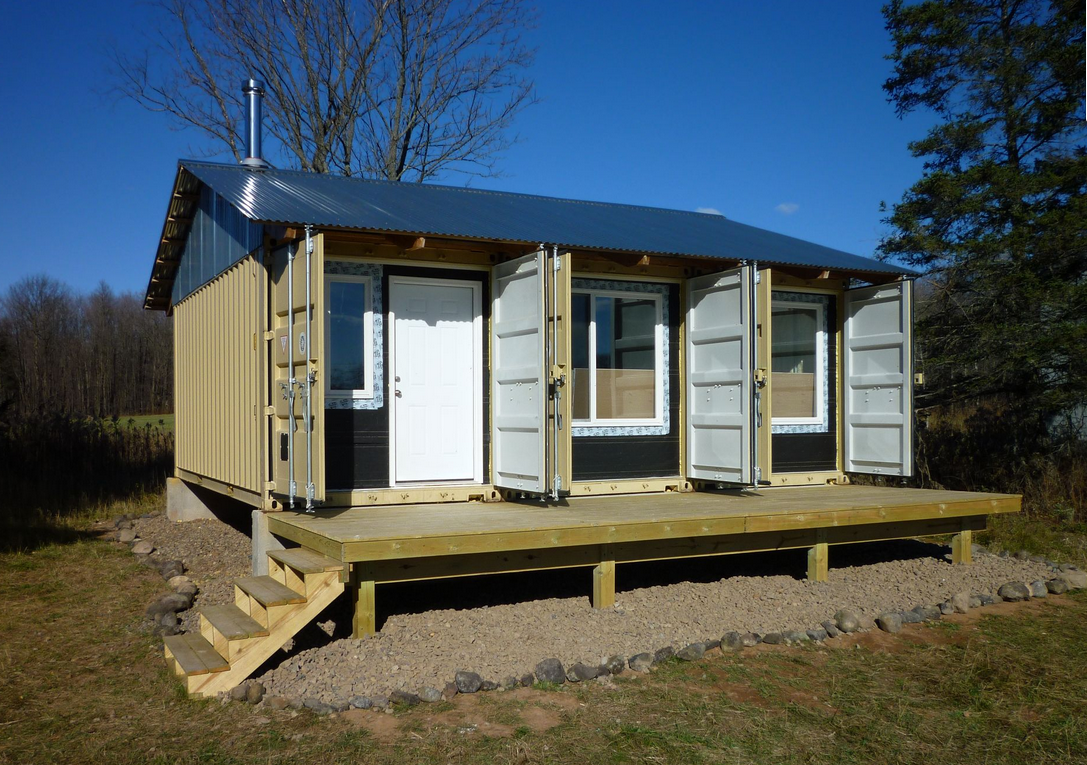 useful information and guides for shipping container homes and