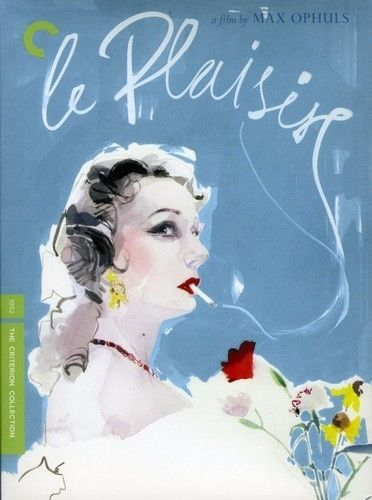 Criterion Collection: Le Plaisir DVD Region 1, NTSC | movies