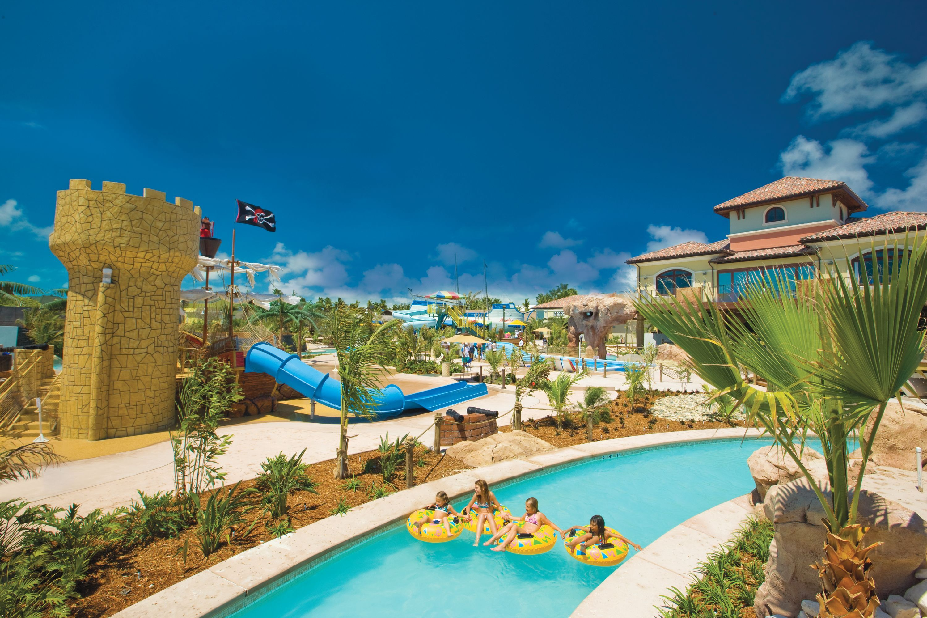 The Best KidFriendly AllInclusive Resorts in the