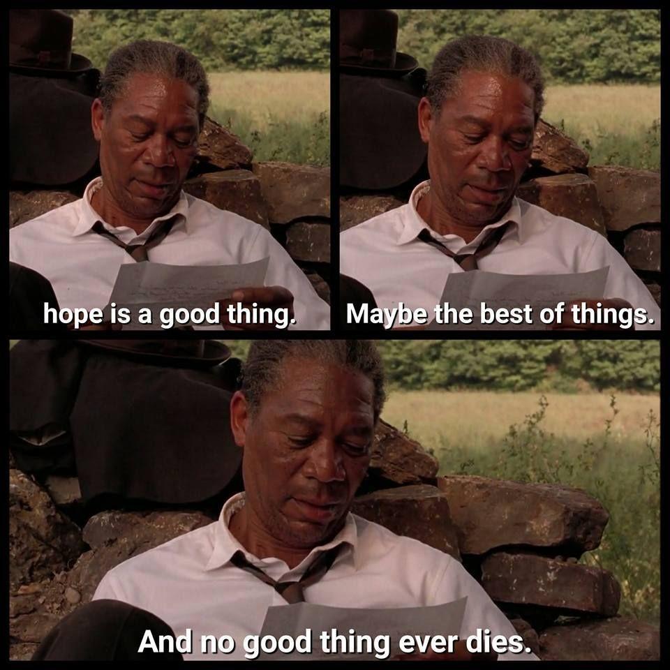 Short Movie Quotes: The Shawshank Redemption 1994