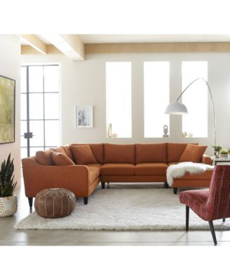 Stupendous Nario Fabric Sectional Collection Created For Macys Gmtry Best Dining Table And Chair Ideas Images Gmtryco