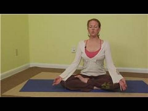 gentle yoga warm up  yoga sitting position1st  gentle