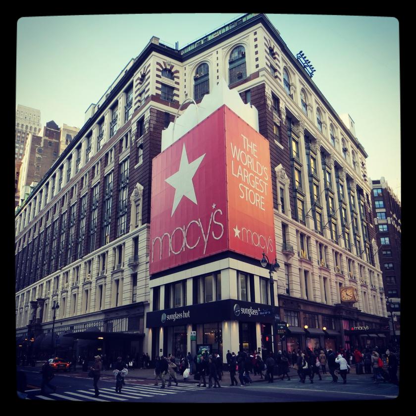 Macy S Herald Square Floor Plan: Nyc, New York City, New York