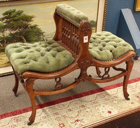 Victorian Courting Chair | 21549221_1_m