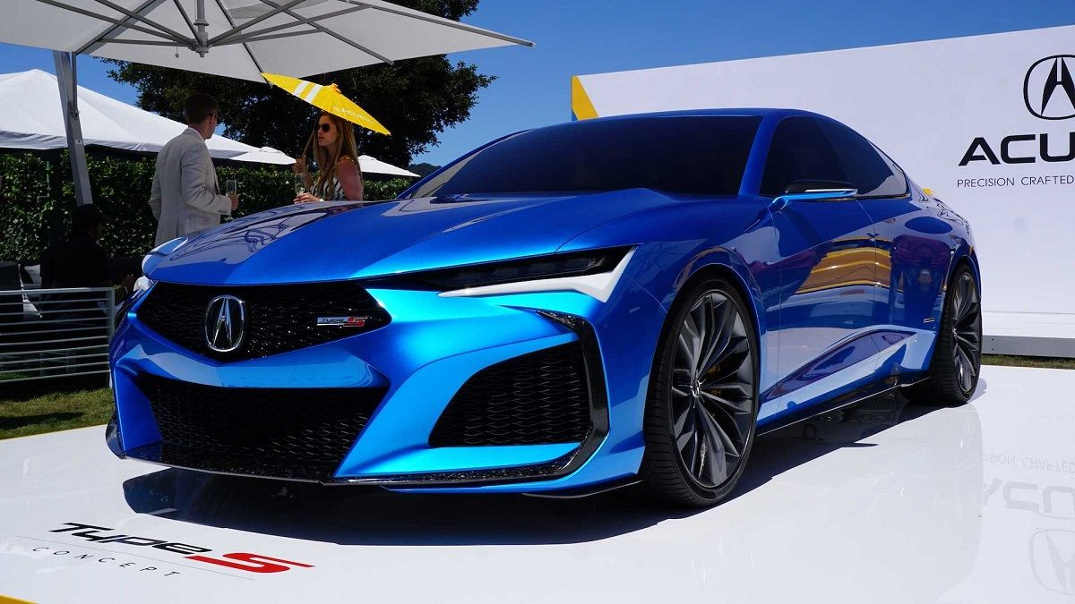 Acura Integra Making its Return in 2021? in 2020 Acura