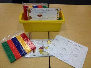 Thanksgiving Center Day in Kindergarten - Bonnie Kathryn