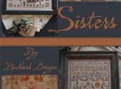 Sisters Sampler is the title of this cross stitch pattern from Moira Blackburn.