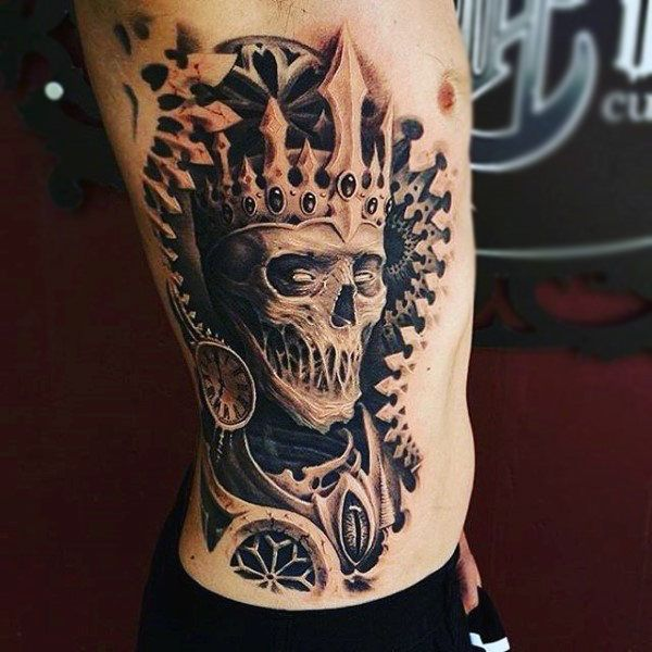 f23891aad 100 Crown Tattoos For Men - Kingly Design Ideas | TATTOO i want ...
