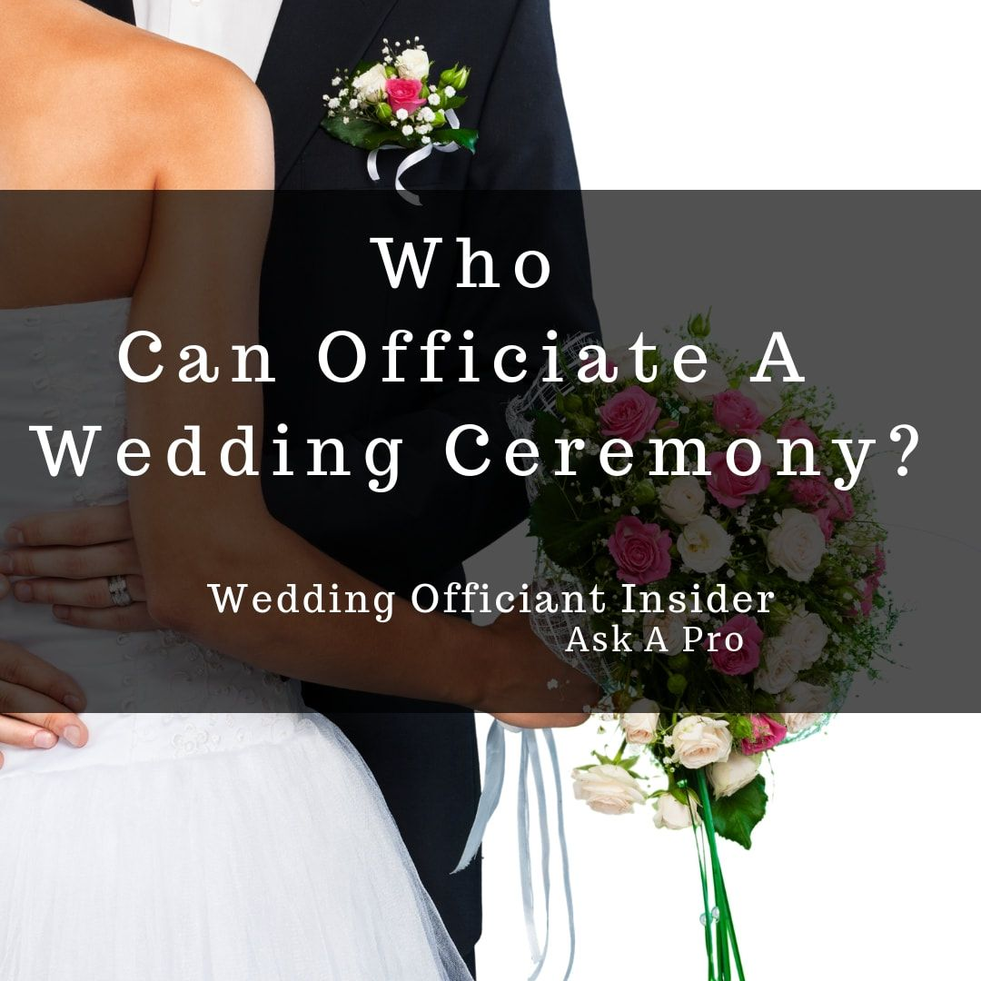 Pin by Wedding Officiant Insider on https//www