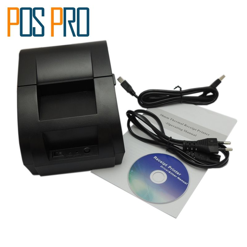 I58tp04 Cheap Thermal Receipt Printer 58mm Thermal Printer Pos Printer Pos System For Supermarket And Resaurant Buy Online I58 Thermal Printer Printer Linux