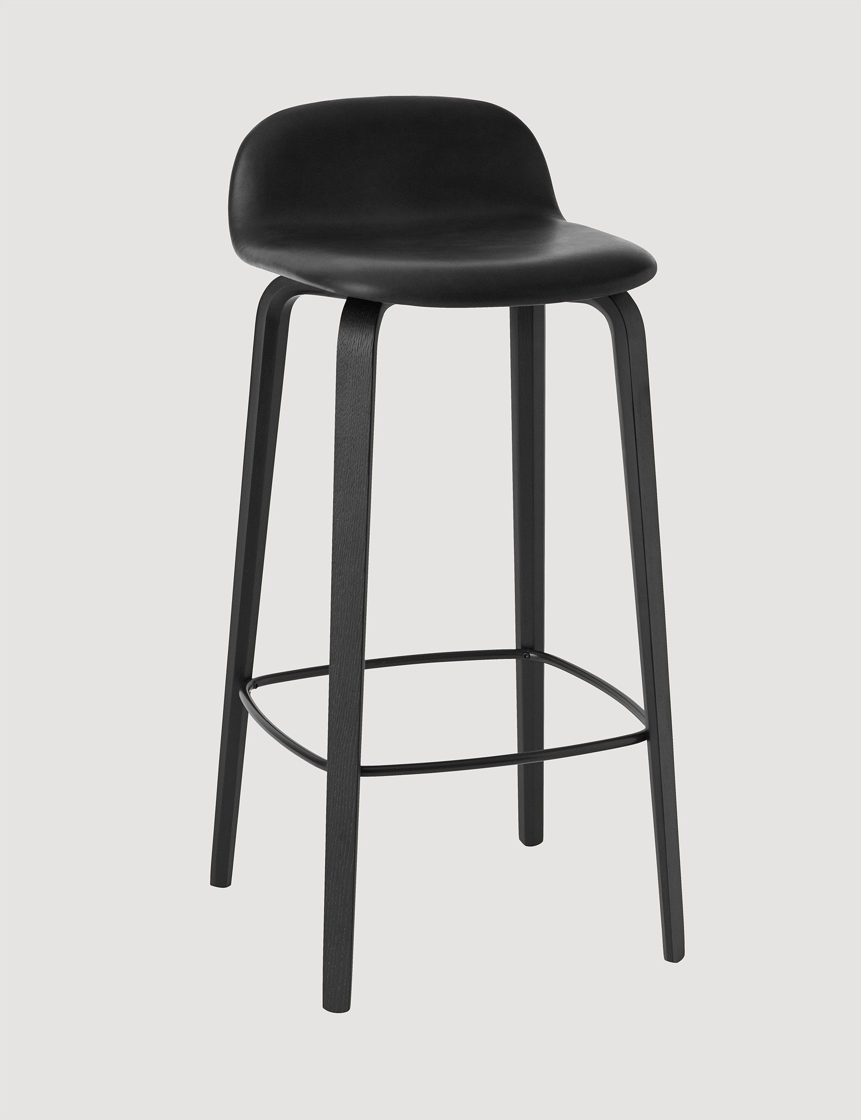 Visu Bar Stool Leather | meubels | Pinterest