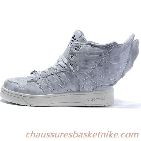 adidas jeremy scott gris femme