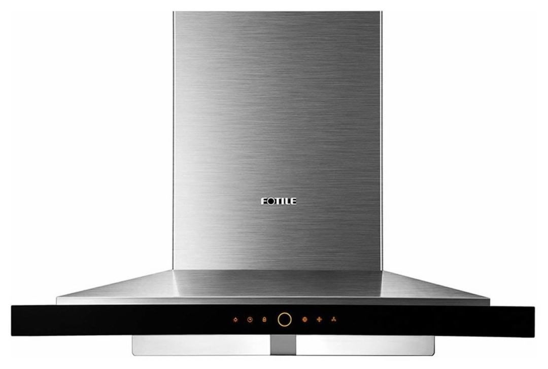 Delathan Posted To Instagram Fotile Wall Mounted Chimney Stainless Kitchen Range Hood Led 36 Contemporar Kitchen Range Hood Stainless Kitchen Range Hood
