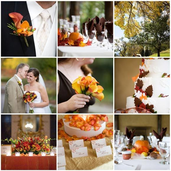 September Wedding Ideas: Fall-september-wedding-ideas-pictures