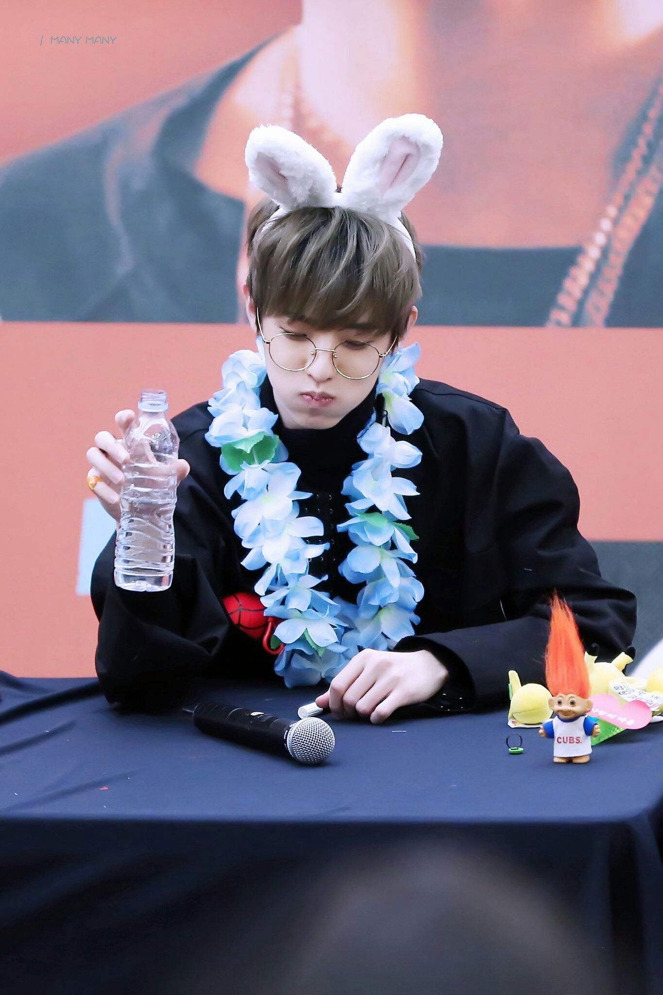 Stop stop it Jae, you bias wrecker
