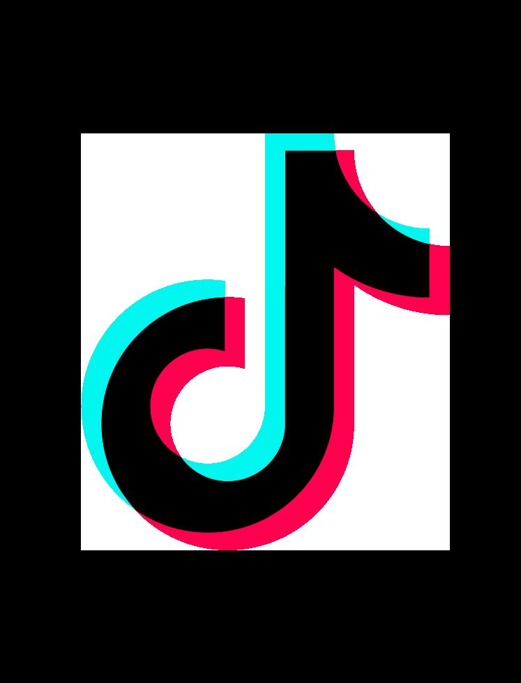 Tik Tok Logo PNG Image Youtube logo, Logo sticker, Tok