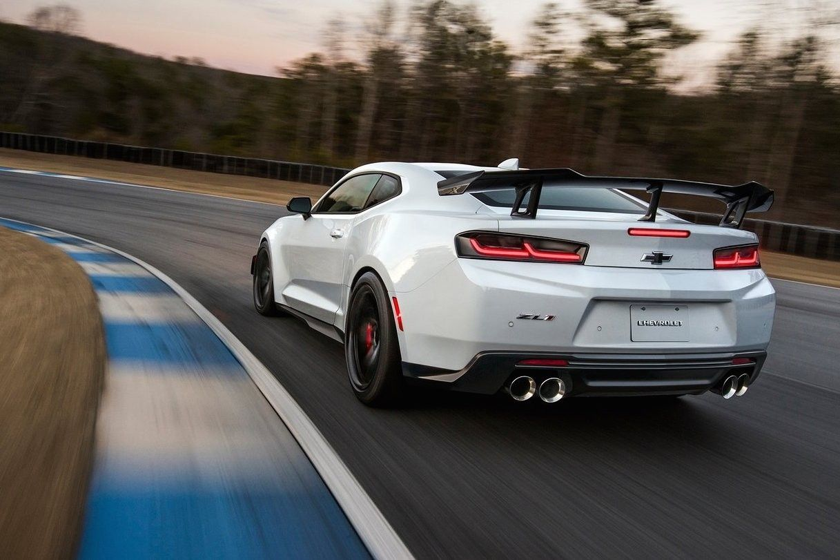 2019 Chevrolet Camaro Zl1 Release Date And Specs Car Gallery