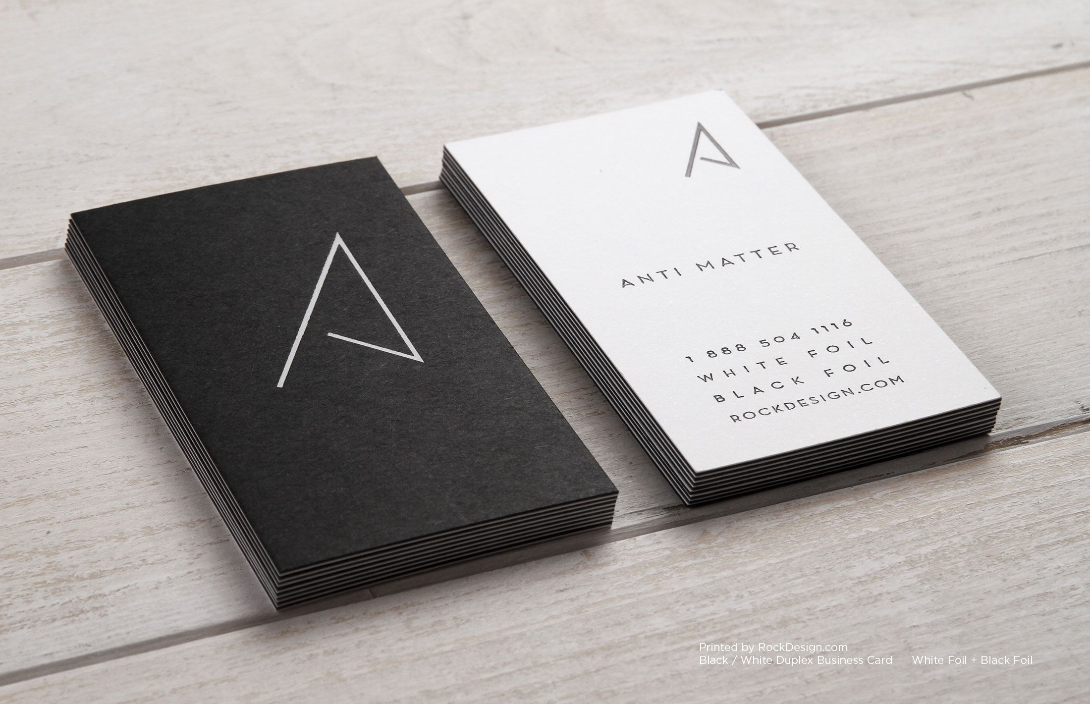 Business Cards - 16pt Card Stock | Business cards, Google and Detail