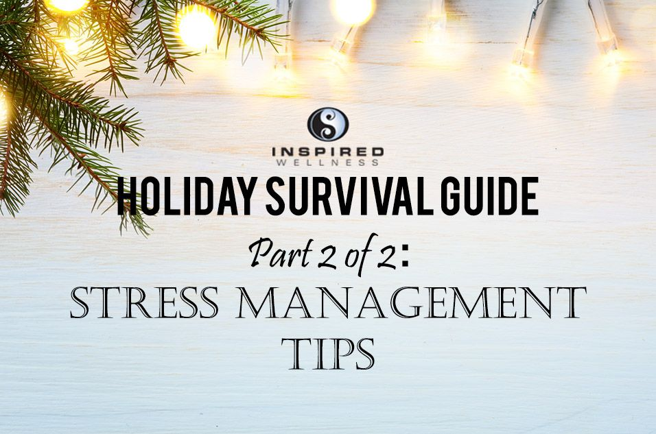 Does it feel like the holidays amplify your stress levels? You can enjoy the season without feeling like a nervous breakdown is right around the corner, andself-care is the name of the game. In today's post, we're sharing our top tips for a stress-free holiday season!Let's begin, shall we?          Hydrate  There are endless benefits of
