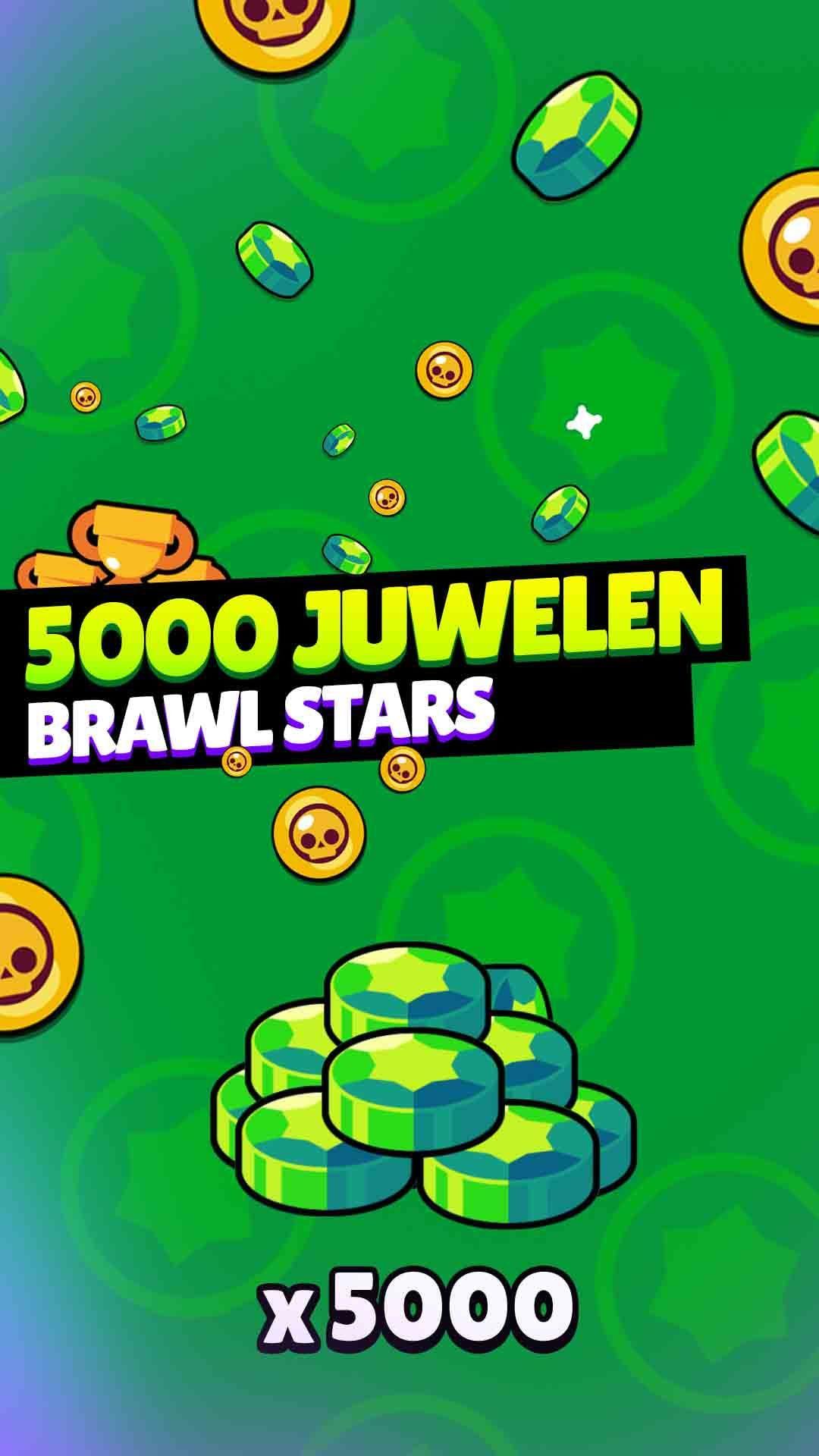 Hol dir 5000 Juwelen für Brawl Stars in 2020 Brawl, Free