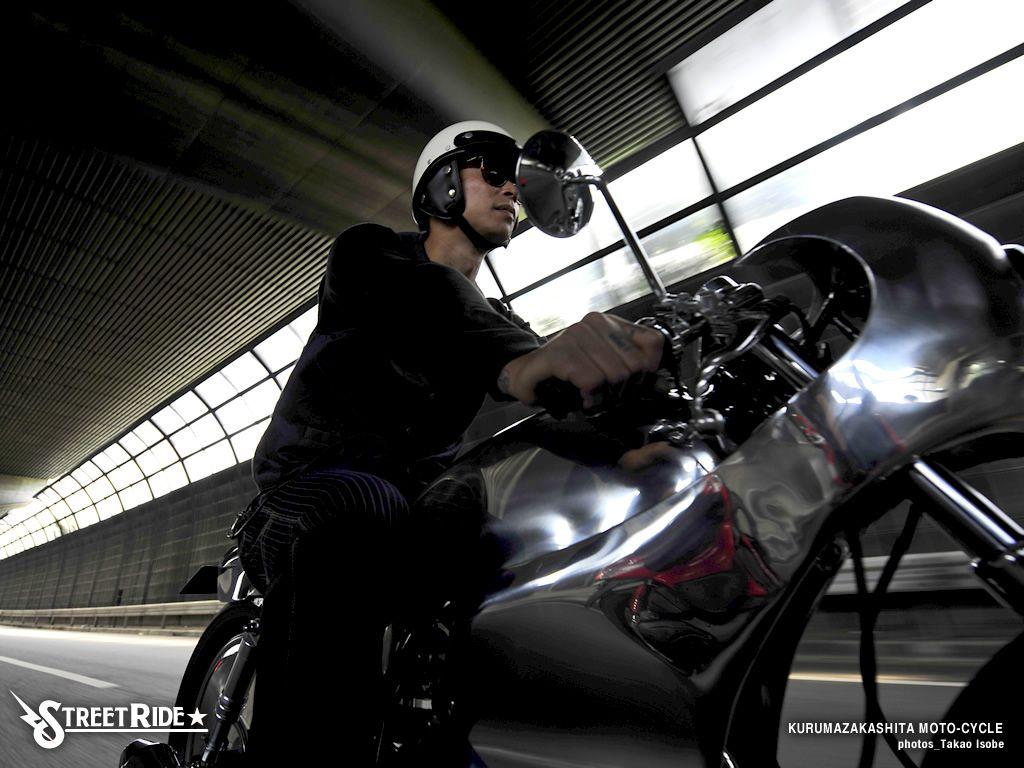 pc background / Yamaha / 1998 SR / photos_Takao Isobe