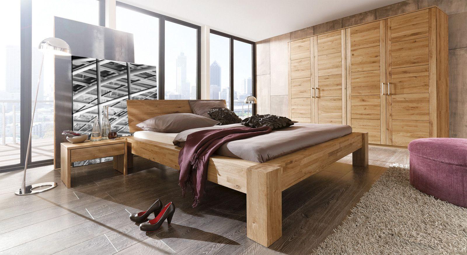 Schlafzimmer Holz Awesome Komplett Schlafzimmer Aus Wildeiche