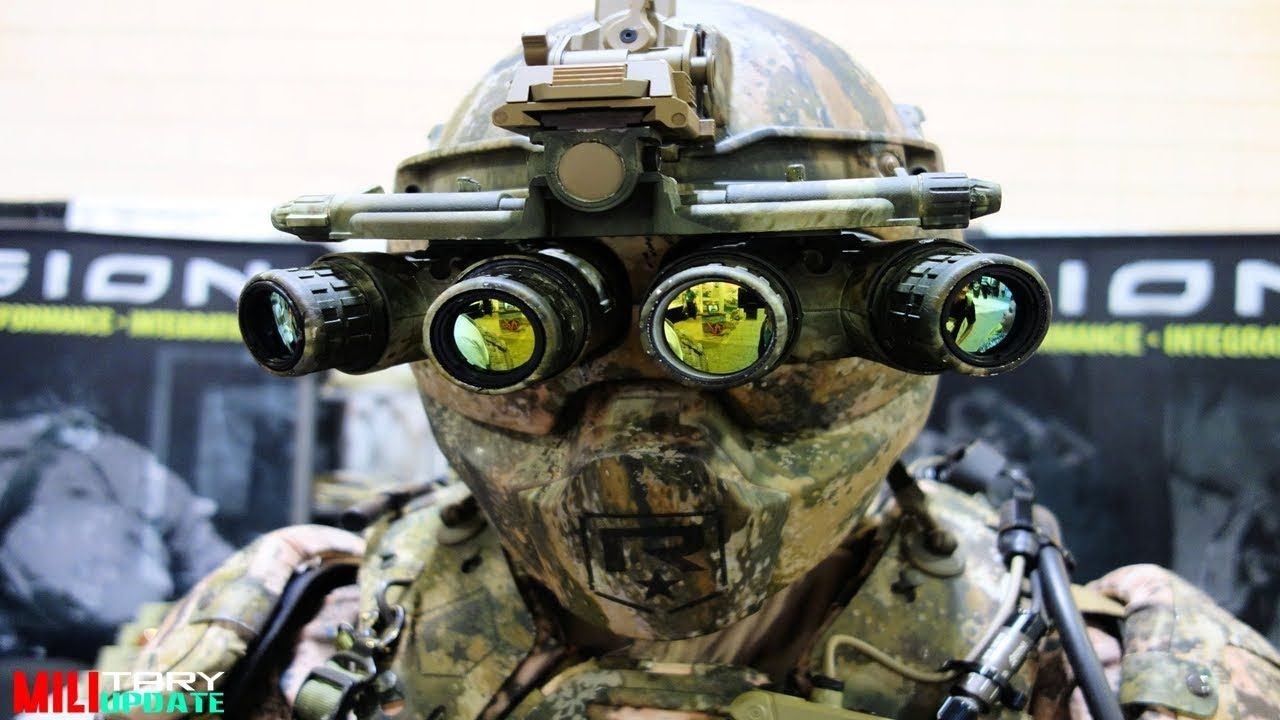 Modern US Military Technologies Revelation Overview of