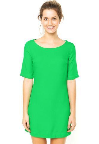 Vestido farm verde