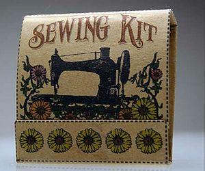 Match book sewing kit!!