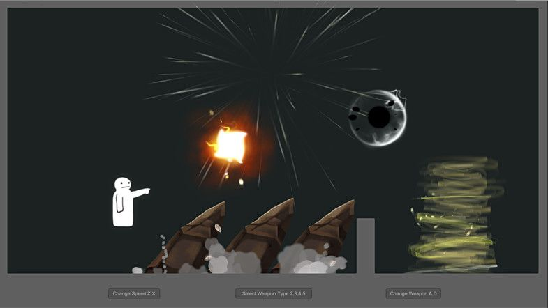 2D RPG Effects #Effects#RPG#Particles#VFX | Presentation