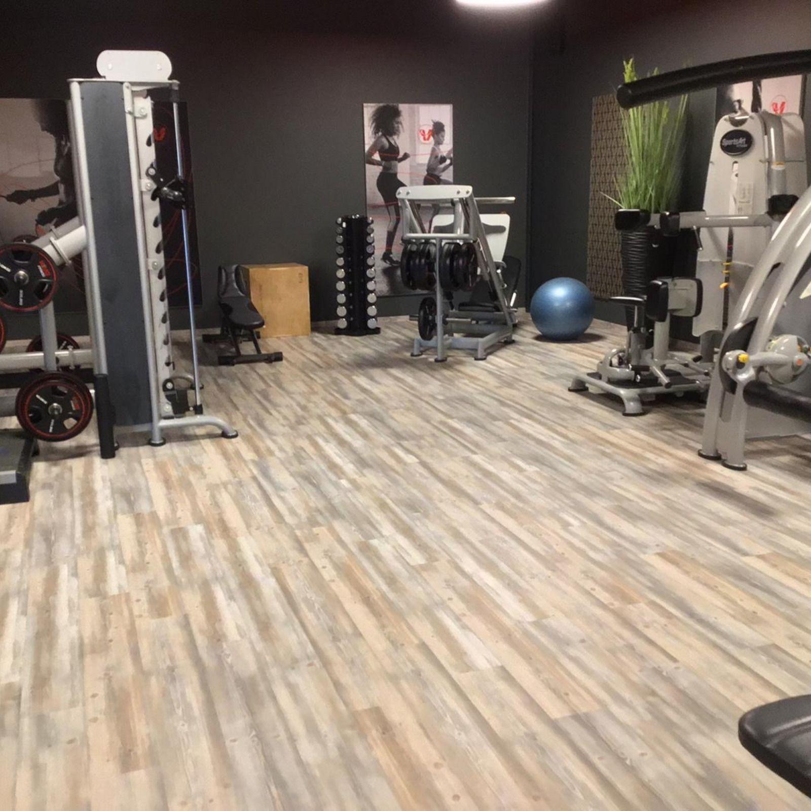 Sol Pour Salle De Sport gamme coretec® | salle de sport, bois et revetement sol