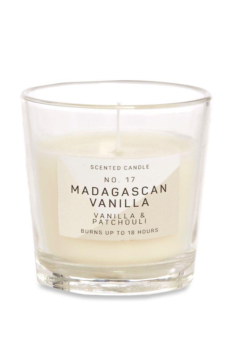 Primark vanilla votive candle diy vanity table pinterest