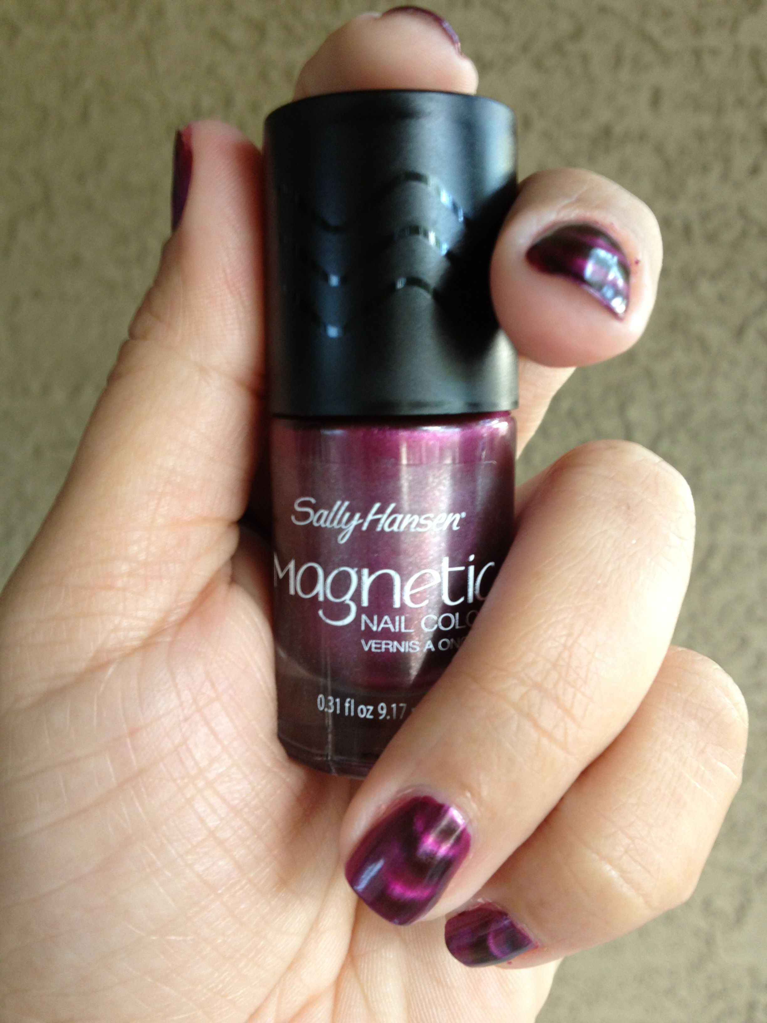 Crust around nose piercing  Sally Hansen Magnetic Nail Color  You Summer Must Haves