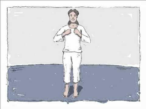 yoga taps  short video  yoga break kripalu yoga yoga