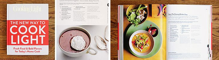 Cooking Light The New Way to Cook Light: Fresh Food & Bold Flavors for Today's Home Cook  by Editors of Cooking Light