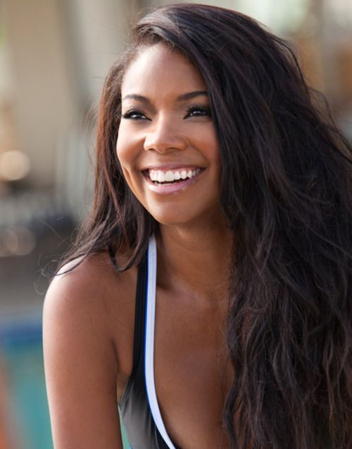 Gabrielle union darker skin color she likes to use the ash blonde gabrielle union darker skin color she likes to use the ash blonde hair color pmusecretfo Choice Image