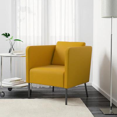 EKERÖ Fauteuil, Skiftebo jaune. IKEA® Canada IKEA in