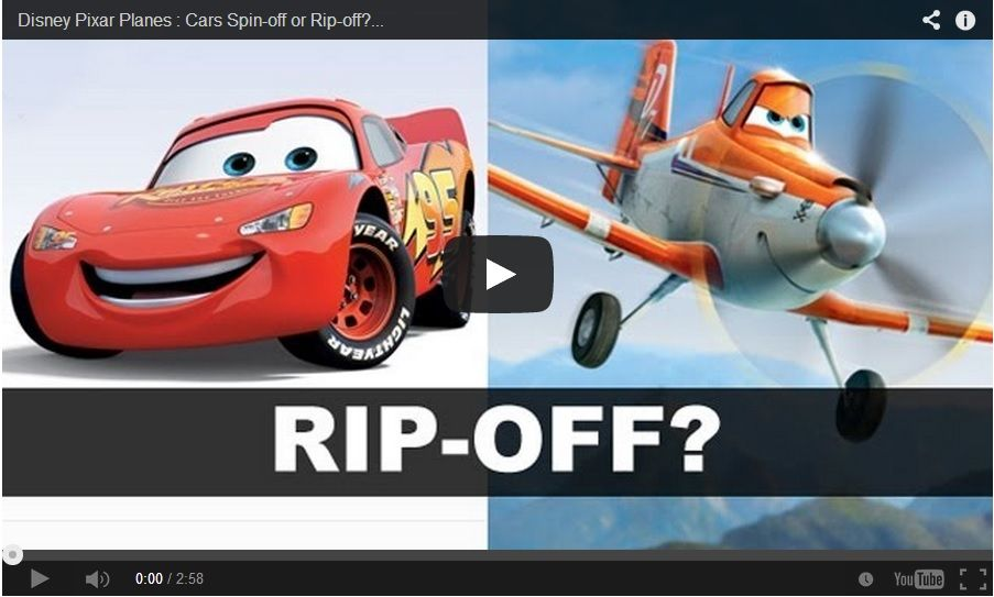 Disney Planes: What do you think? Is Disney Planes a Cars Spin-off